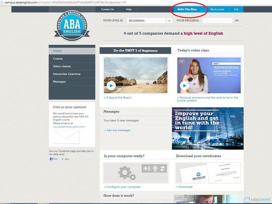 Nói Tiếng anh giọng chuẩn với ABA English Central Châu Âu - 1
