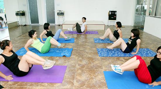 Khóa học Core Fitness tại V - Club - 9
