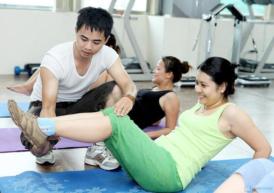 Khóa học Core Fitness tại V - Club - 10