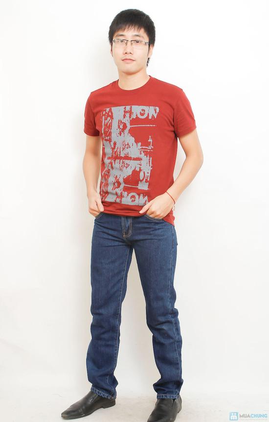 Quần jean nam thời trang - 1