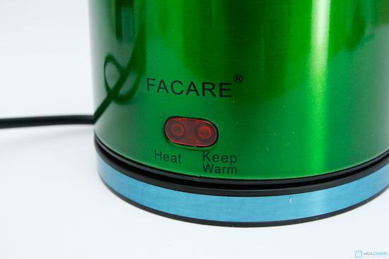 Ấm Siêu Tốc Inox Facare - 3