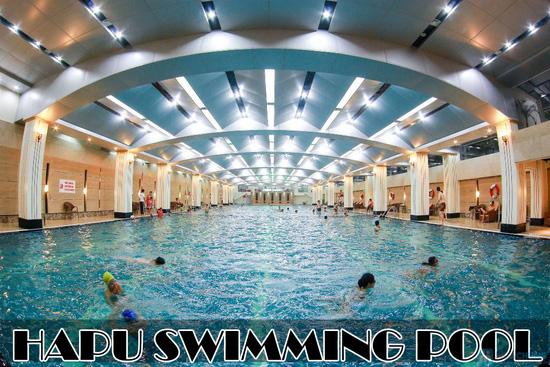 Bơi không giới hạn + Đồ ăn hoặc Gội đầu thư giãn tại Hapu Swimming Pool - 5