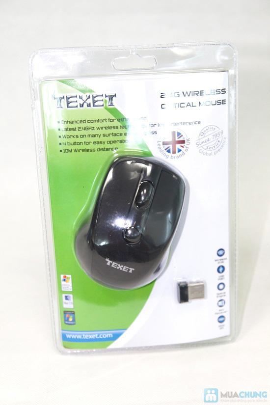Chuột không dây Texet HH-207 - 1