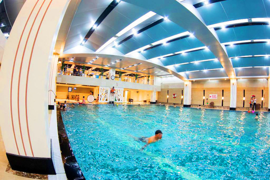 Bơi không giới hạn + Đồ ăn hoặc Gội đầu thư giãn tại Hapu Swimming Pool - 8