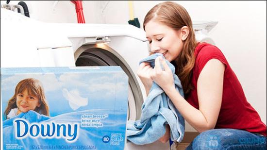 Giấy thơm quần áo tẩm hương Downy - Chỉ 115.000đ/01 hộp - 4