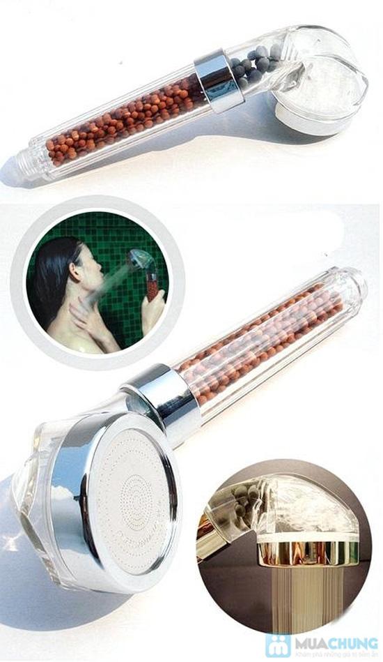 Vòi tắm hoa sen Nano công nghệ Nhật Bản - 7