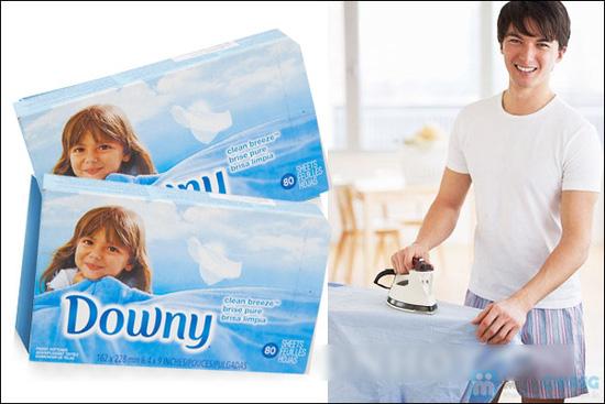 Giấy thơm quần áo tẩm hương Downy - Chỉ 115.000đ/01 hộp - 5