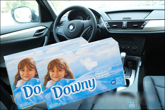 Giấy thơm quần áo tẩm hương Downy - Chỉ 115.000đ/01 hộp - 7