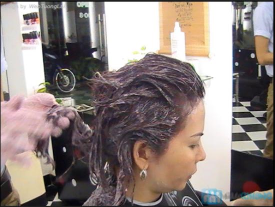 Chọn 1 trong 3 dịch vụ làm tóc: Duỗi hơi nước/Nhuộm phủ bóng nano/Uốn tại Ngọc Nữ Hair Salon - Chỉ 180.000đ - 2