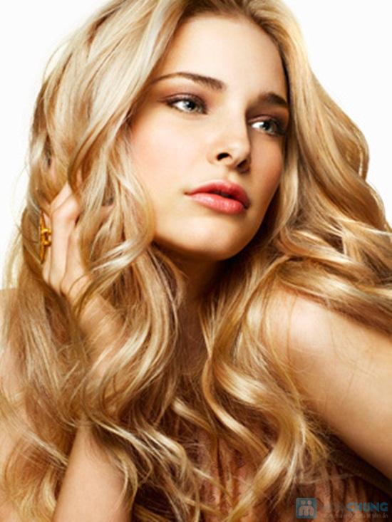 Chọn 1 trong 3 gói làm tóc: Duỗi hơi nước/Nhuộm phủ bóng nano/Uốn tại Hair Salon Ngọc Nữ - Chỉ 180.000đ được phiếu 850.000đ - 11