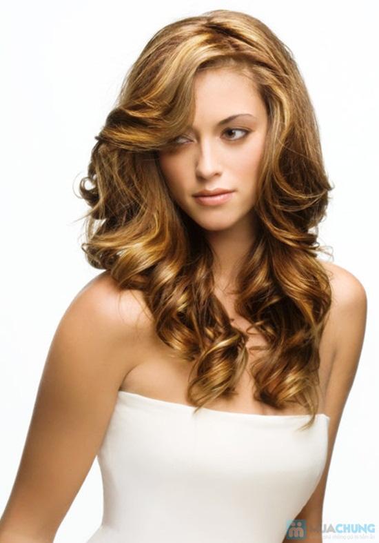 Chọn 1 trong 3 gói làm tóc: Duỗi hơi nước/Nhuộm phủ bóng nano/Uốn tại Hair Salon Ngọc Nữ - Chỉ 180.000đ được phiếu 850.000đ - 12