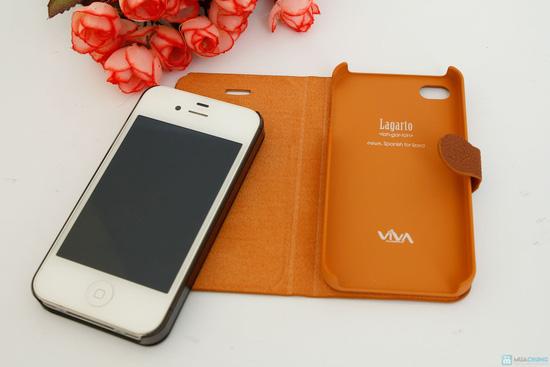 Bao da Viva cao cấp cho iPhone 4/4S/5 - 5
