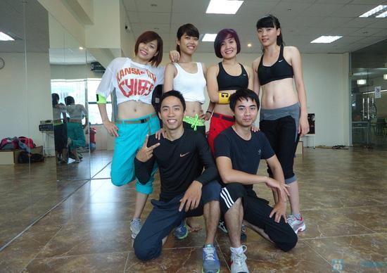Khóa học Core Fitness tại V - Club - 2