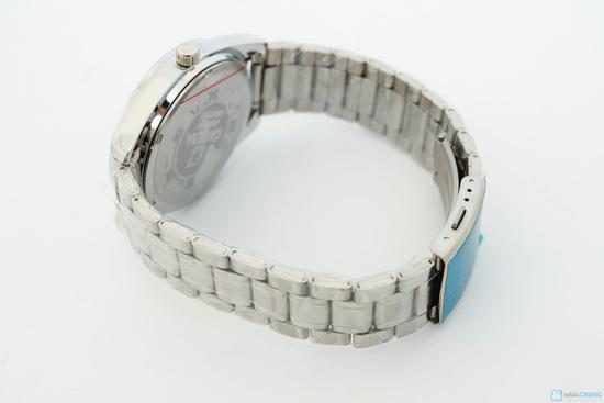 Sang trọng, tinh tế, với đồng hồ nam Omega - 4