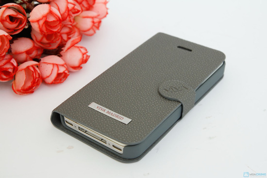 Bao da Viva cao cấp cho iPhone 4/4S/5 - 2