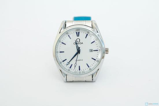 Sang trọng, tinh tế, với đồng hồ nam Omega - 3