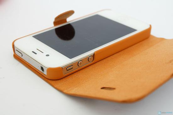 Bao da Viva cao cấp cho iPhone 4/4S/5 - 4