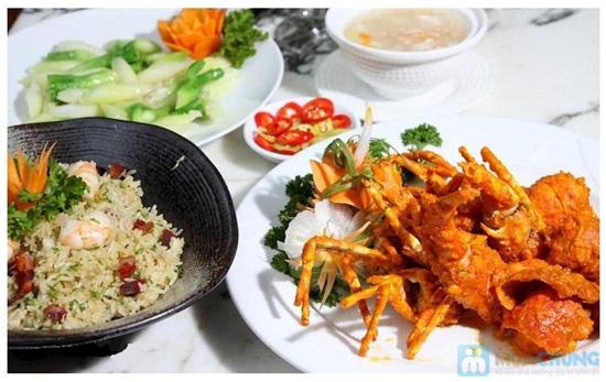 Set menu Tôm hùm (01 kg) tự chọn dành cho 04 người tại Nhà Hàng Ming Dynasty - 1