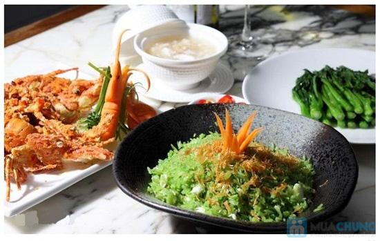 Set menu Tôm hùm (01 kg) tự chọn dành cho 04 người tại Nhà Hàng Ming Dynasty - 3