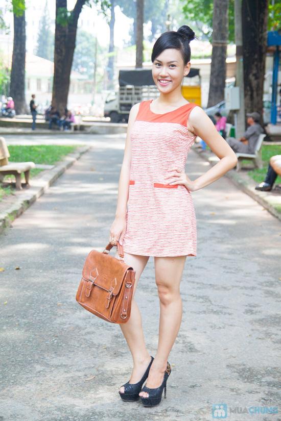 Đầm suông teen - 7