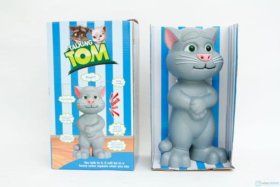 Mèo tom biết nói - đồ chơi thông minh cho bé - deal bán toàn mua chung - 1