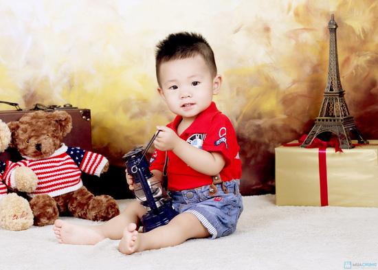 Gói chụp ảnh cho bé yêu tại Herbi Studio - 3