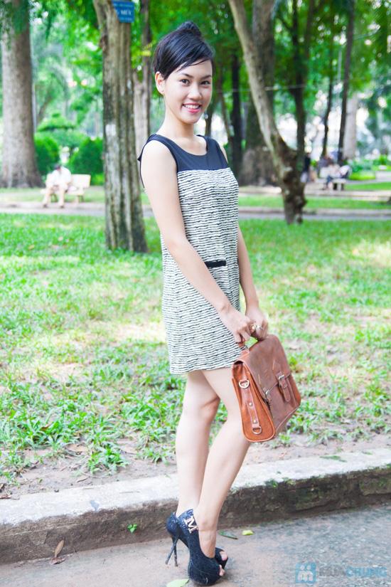 Đầm suông teen - 2