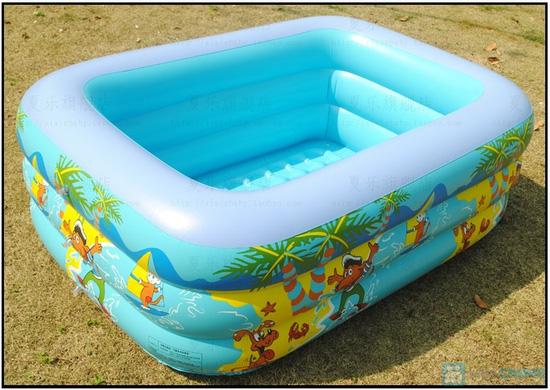 Bể bơi Summer sea SL-CO15 kích thước ( 150cm*100*45cm) - 1