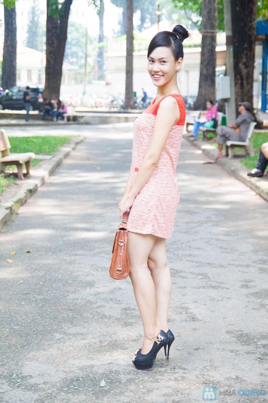 Đầm suông teen - 6