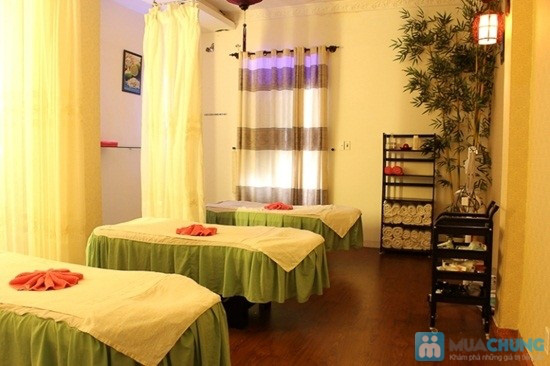 Massage body đá nóng với tinh dầu hoặc kem của hãng Gerber (70 phút) tại Spa D'oro - Chỉ 100.000đ - 8
