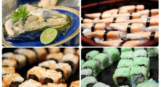 Buffet Oyster & Sushi trưa tại Khaisilk – Tajmasago Castle - Chỉ 299.000đ - 11