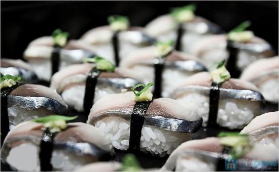 Buffet Oyster & Sushi trưa tại Khaisilk – Tajmasago Castle - Chỉ 299.000đ - 6