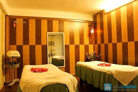 Massage body đá nóng với tinh dầu hoặc kem của hãng Gerber (70 phút) tại Spa D'oro - Chỉ 100.000đ - 7