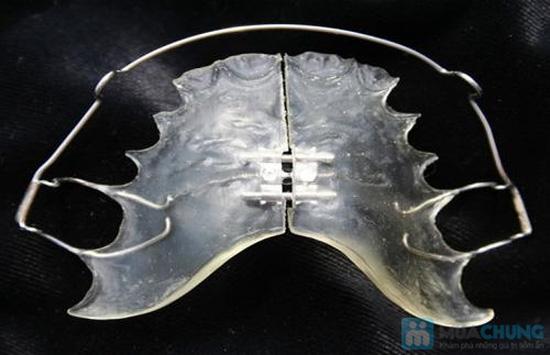 Phiếu dịch vụ chỉnh nha tháo lắp răng tại Nha khoa Hà Nội - 5