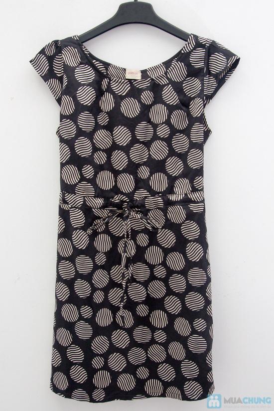 Đầm công sở - Kiểu dáng thời trang, màu sắc nhẹ nhàng - 8