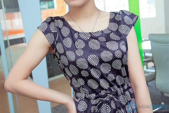 Đầm công sở - Kiểu dáng thời trang, màu sắc nhẹ nhàng - 7