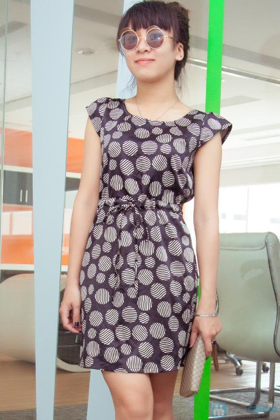 Đầm công sở - Kiểu dáng thời trang, màu sắc nhẹ nhàng - 6
