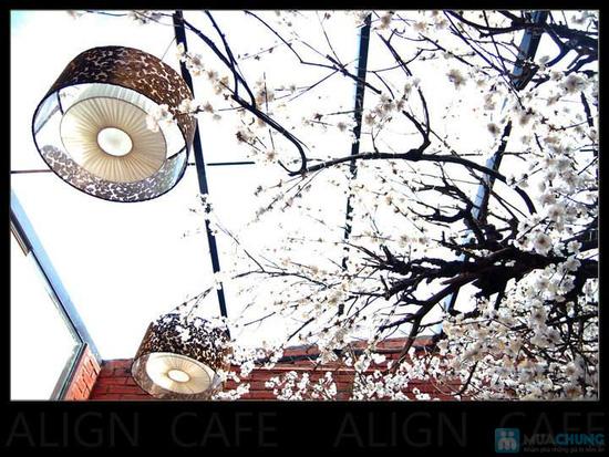ALIGN CAFE - Điểm đến của Hà Nội - 10