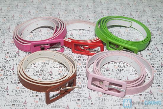 Combo 5 dây thắt lưng nữ - 4