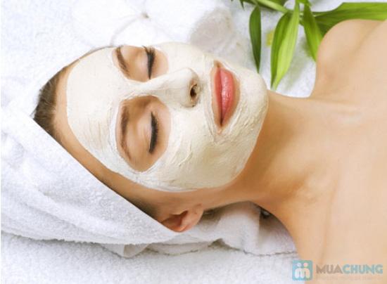 Massage body tinh dầu olive + trẻ hóa chống nhăn vùng da cổ+ chăm sóc da mặt + gội đầu - 4