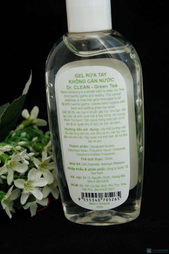 Gel rửa tay diệt khuẩn dưỡng da Dr.Clean - 4