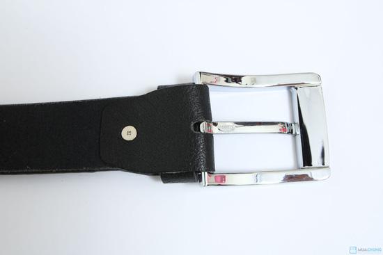 thắt lưng da thật khóa kim ( bảo hành 1 năm ) - 4