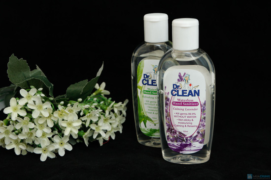 Gel rửa tay diệt khuẩn dưỡng da Dr.Clean - 8