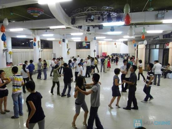Khóa học Salsa - Bachata cơ bản - 5