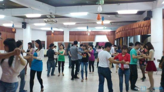 Khóa học Salsa - Bachata cơ bản - 6