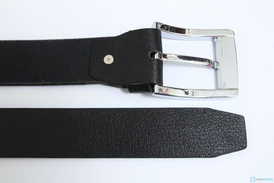 thắt lưng da thật khóa kim ( bảo hành 1 năm ) - 7