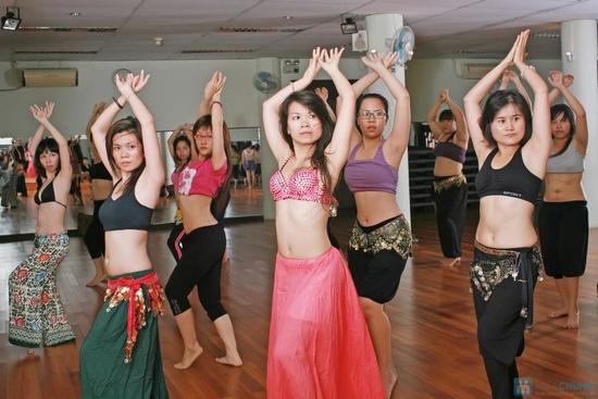 Thẻ Membership 01 tháng dành cho các khóa học thể dục + tặng 01 Massage thư giãn toàn thân tại Dáng Ngọc Spa - 3