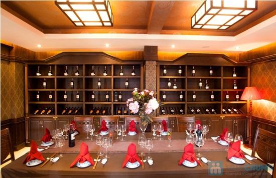 Buffet hải sản 122 món buổi tối tại Nhà hàng Sesan - 1