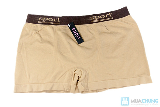 Bộ 4 quần lót boxer SPORT cho nam - 3