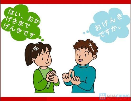 Học tiếng Nhật giao tiếp cơ bản tại Trung tâm tiếng Nhật Nikko - 2